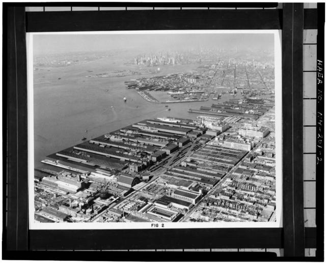 Bush Terminal Company, Between Second & Third Avenues from Thirty-ninth to Fiftieth Streets, Brooklyn, Kings County, NY