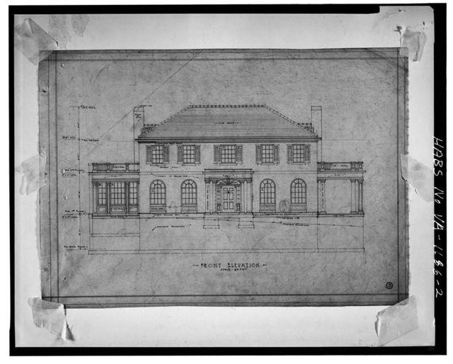 C. G. Craddock House, 222 Woodland Avenue, Lynchburg, Lynchburg, VA