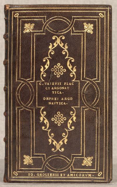 C. Valerii Flacci Argonavtica.[Venetiis, In Aedibvs Aldi et Andreae Asvlani Soceri, 1523]