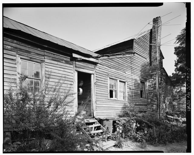Caldwell-Hutchison Farm, County Road 93, Lowndesville, Abbeville County, SC