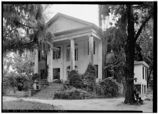 Call Mansion, Tallahassee, Leon County, FL