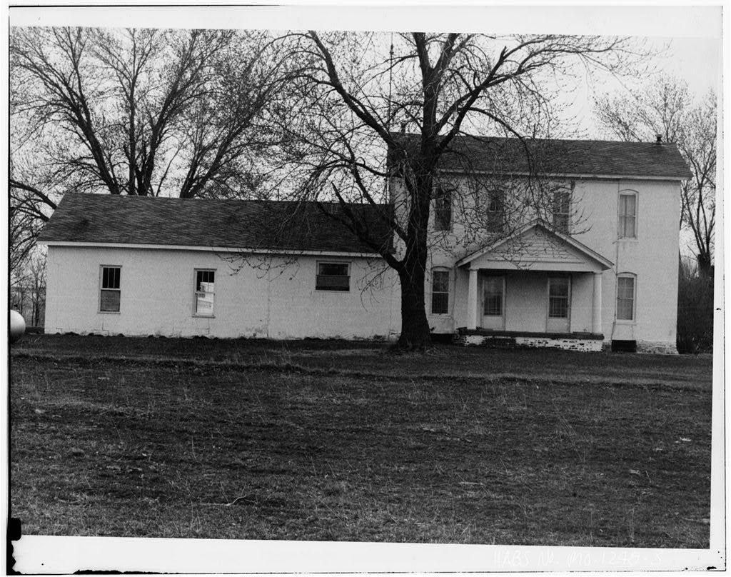 Calloway G. Heath House, Route 7 & Route KK vicinity, Warsaw, Benton County, MO