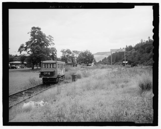 Camas Prairie Railroad, Second Subdivision, From Spalding in Nez Perce County, through Lewis County, to Grangeville in Idaho County, Spalding, Nez Perce County, ID