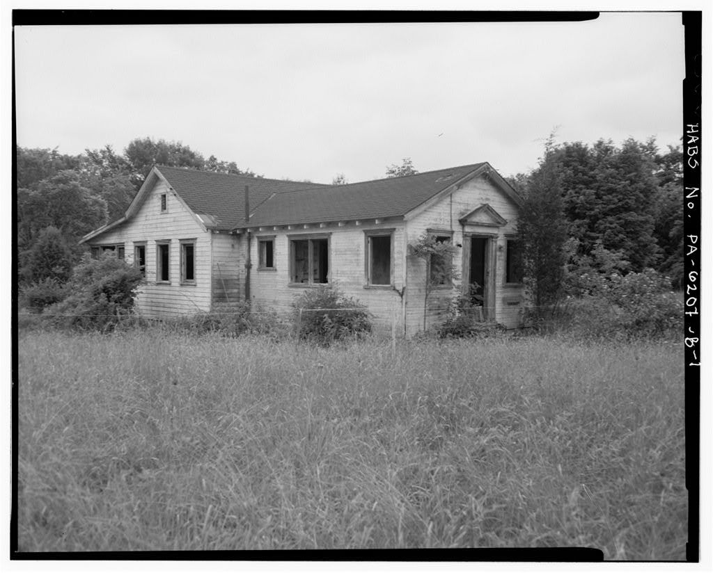 Camp Hofnung, Infirmary, Old Easton Road at Tohickon Creek, Pipersville, Bucks County, PA