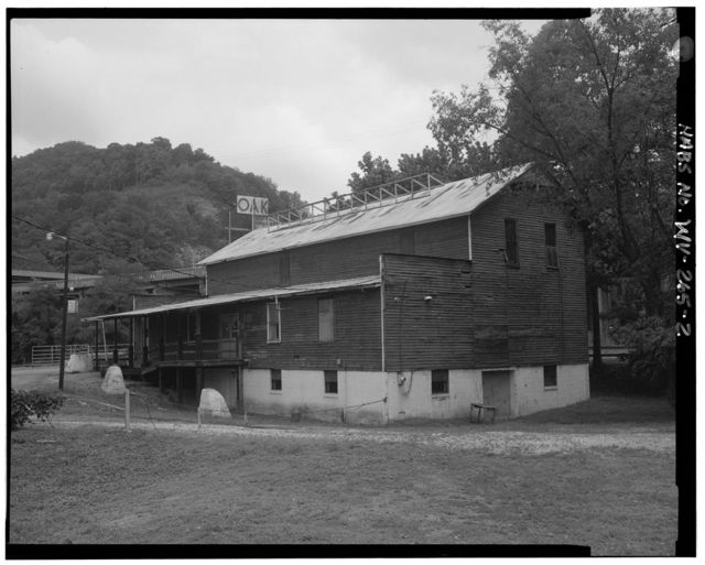Campbells Creek Coal Company Store, 54 Port Amherst Drive, Campbells Creek vicinity, Charleston, Kanawha County, WV