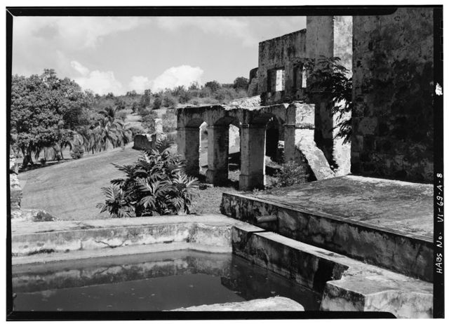 Caneel Bay Plantation, Sugar Factory, Cruz Bay, St. John, VI