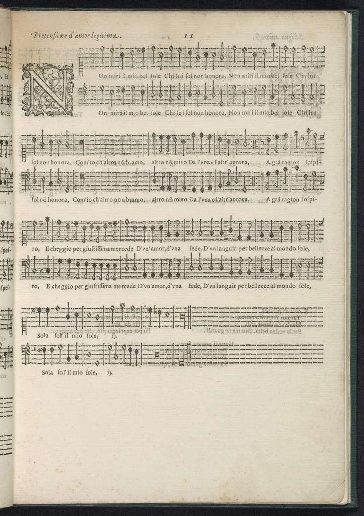 Canzonette, madrigali & arie alla romana, à due voci, per cantare, & sonare con il chitarone ò spinetta
