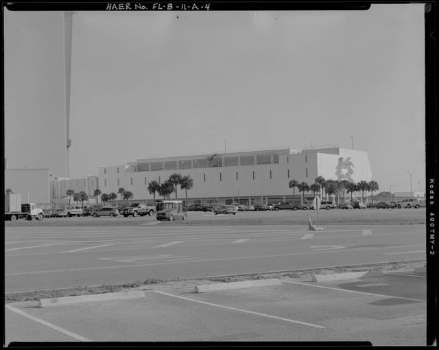 Cape Canaveral Air Force Station, Launch Complex 39, Launch Control Center, LCC Road, East of Kennedy Parkway North, Cape Canaveral, Brevard County, FL