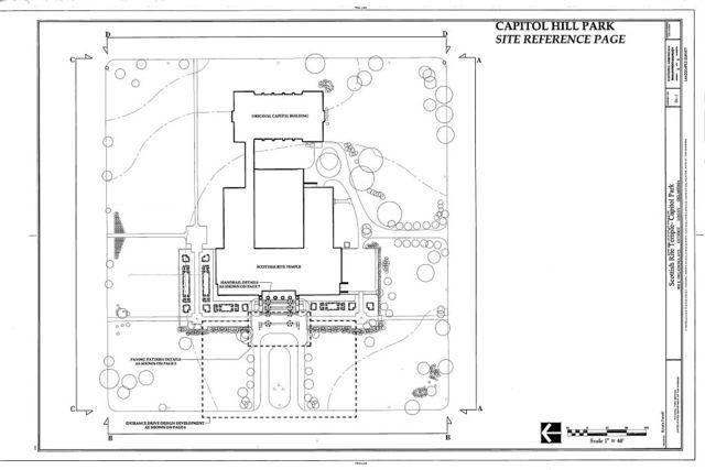 Capitol Park, 900 East Oklahoma Avenue, Guthrie, Logan County, OK