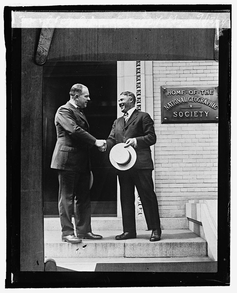 Capt. R.A. Bartlett & J.O. LaGorce, 9/13/24