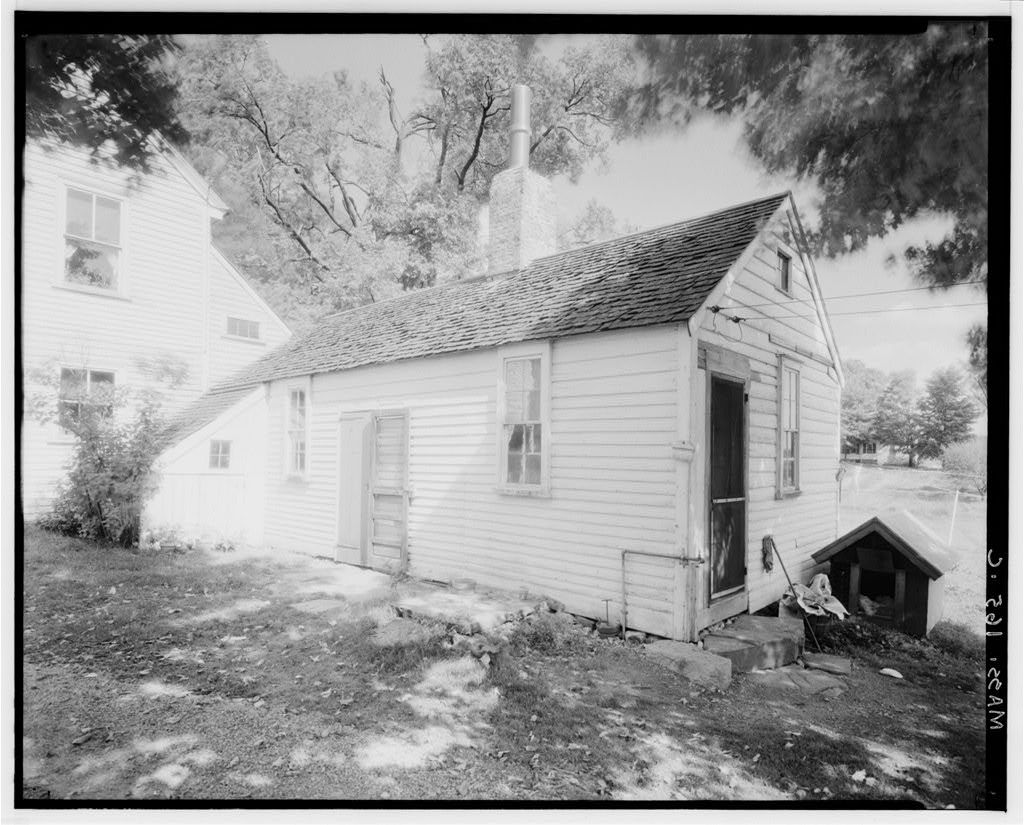 Captain John Stearns House, Old Post Road, Oldtown, North Attleboro, Bristol County, MA