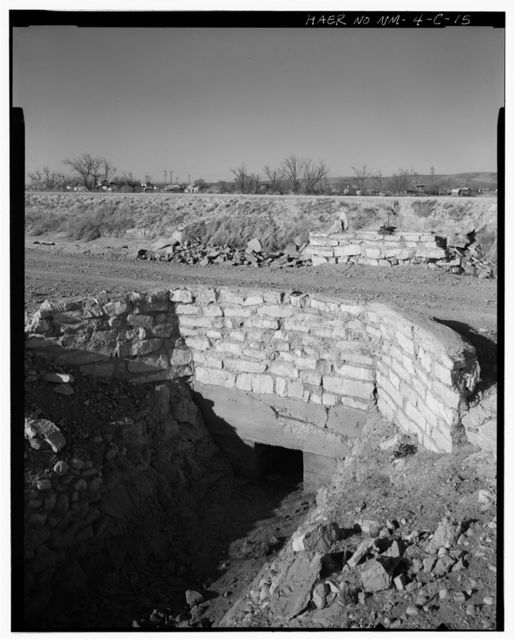 Carlsbad Irrigation District, Main Canal, 4 miles North to 12 miles Southeast of Carlsbad, Carlsbad, Eddy County, NM
