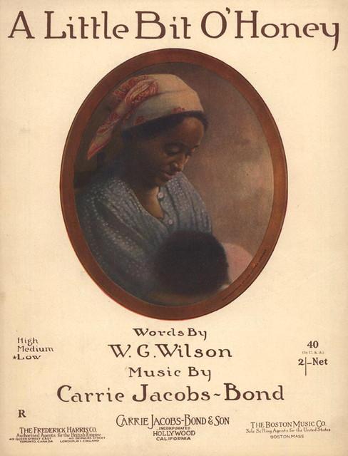 Carrie Jacobs-Bond Collection, circa 1896-circa 1944