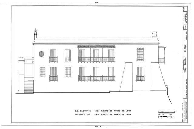 Casa Blanca, San Sebastian Street (West End), San Juan, San Juan Municipio, PR
