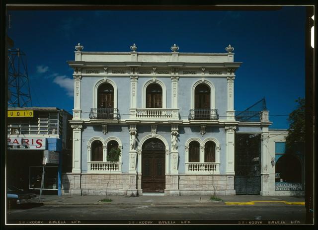 Casa Carlos Armstrong, 9 Plaza Munoz Rivera, Ponce, Ponce Municipio, PR
