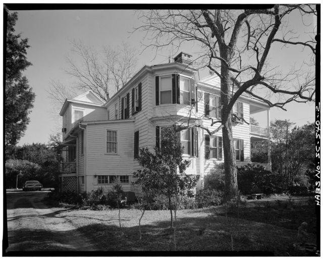 Cassena (House), 315 Federal Street, Beaufort, Beaufort County, SC
