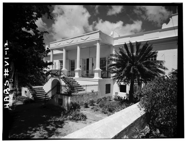 Catharineberg, Estate No. 8, Store Nordside Quarter, Charlotte Amalie, St. Thomas, VI