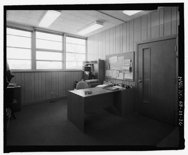 Cedar Pass Visitor Center, P.O. Box 6, Highway 240, Interior, Jackson County, SD