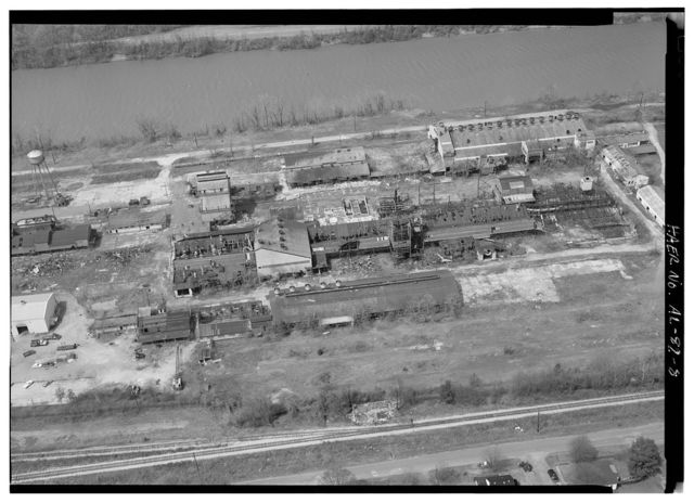 Central Iron Foundry Site, 1700 Holt Road, Holt, Tuscaloosa County, AL