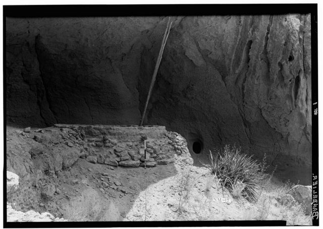 Ceremonial Cave, Bland, Sandoval County, NM