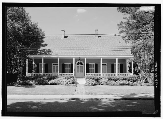 Chamard House, 120 Rue Amulet, Natchitoches, Natchitoches Parish, LA