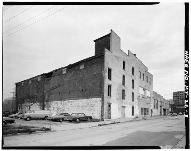 Champion Ice Manufacturing & Cold Storage Company, 40 East Second Street, Covington, Kenton County, KY