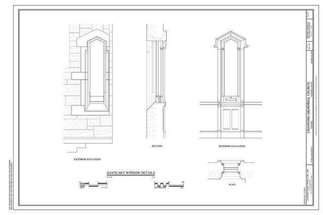 Channing Memorial Church, 135 Pelham Street, Newport, Newport County, RI