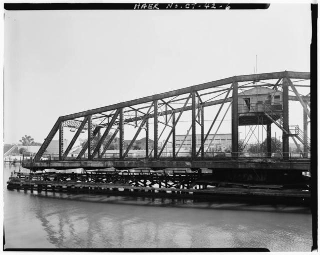 Chapel Street Swing Bridge, Spanning Mill River on Chapel Street, New Haven, New Haven County, CT