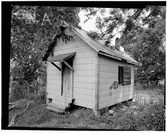 Charity House, Outbuilding, State Route 32 & County Route 1, Memphis, Pickens County, AL