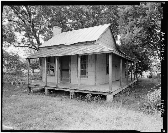 Charity House, State Route 32 & County Route 1 vicinity, Memphis, Pickens County, AL