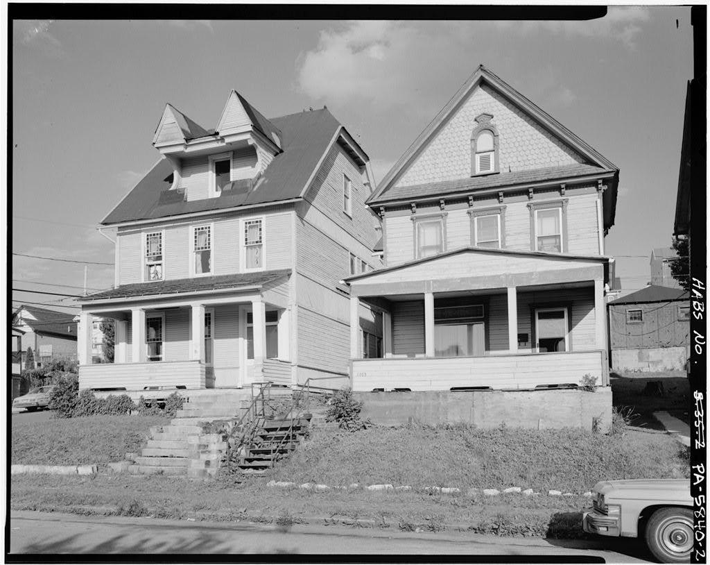 Charles D. Mason House, 1201 Fourth Avenue, Altoona, Blair County, PA