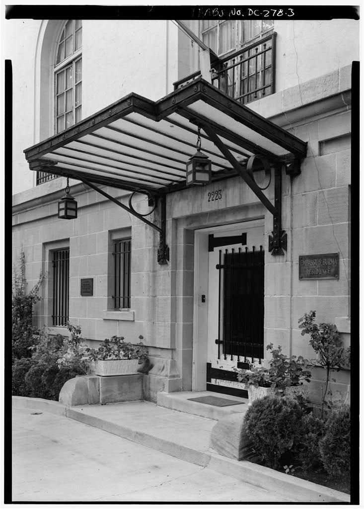 Charles Evans Hughes House, 2223 R Street Northwest, Washington, District of Columbia, DC