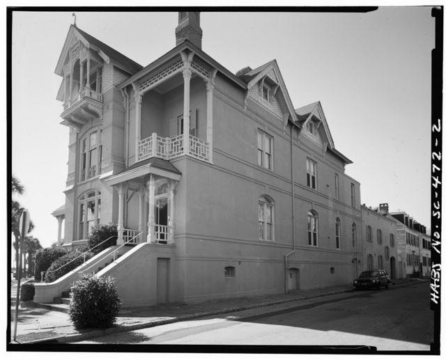 Charles H. Drayton House, 25 East Battery Street, Charleston, Charleston County, SC