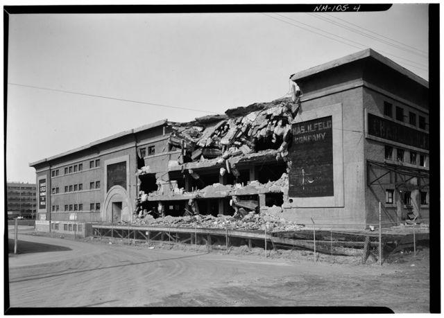 Charles Ilfeld Company Warehouse, 200 First Street Northwest, Albuquerque, Bernalillo County, NM