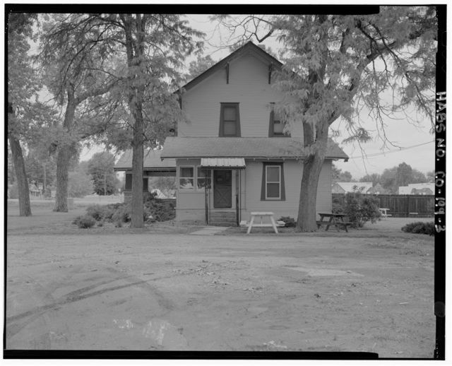 Charles L. Wilson Residence, 307 Forty-second Street, Campion, Larimer County, CO