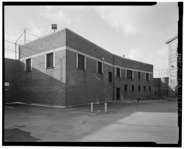 Charles Street Jail Complex, Solitary Confinement, 215 Charles Street, Boston, Suffolk County, MA