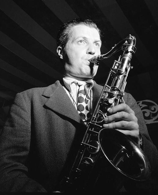 Charlie Barnet Collection of Big Band Arrangements, 1939-1949