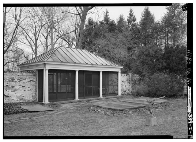 Chatham, Summer House, .2 mile Northeast of intersection State Routes 218 & 3, Falmouth, Stafford County, VA
