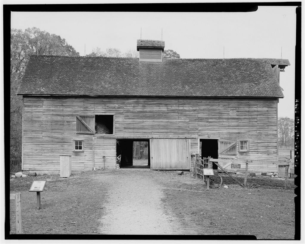 Chellberg Farm, Barn, 900 North Mineral Springs Road, Porter, Porter County, IN
