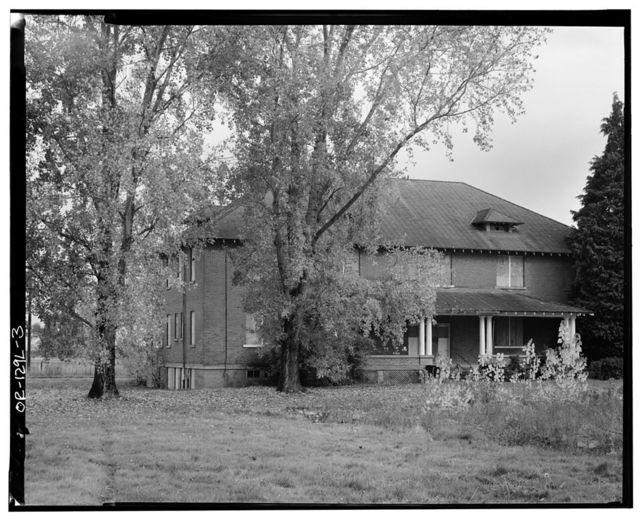 Chemawa Indian School, Hawley Hall, 5495 Chugach Street Northeast, Salem, Marion, OR