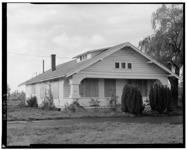 Chemawa Indian School, House, 2974 Misty Street, Salem, Marion, OR