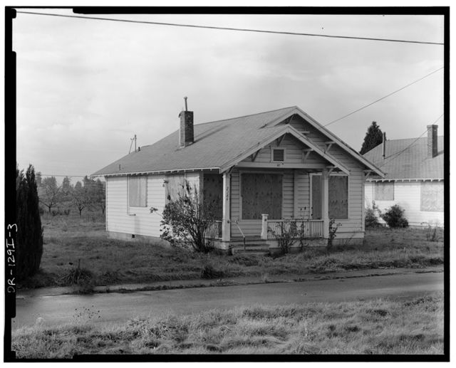 Chemawa Indian School, House, 2984 Misty Street, Salem, Marion, OR