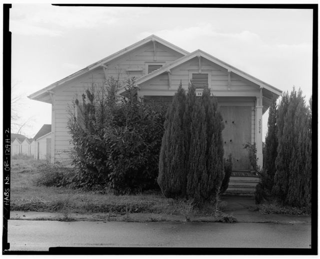 Chemawa Indian School, House, 2994 Misty Street, Salem, Marion, OR