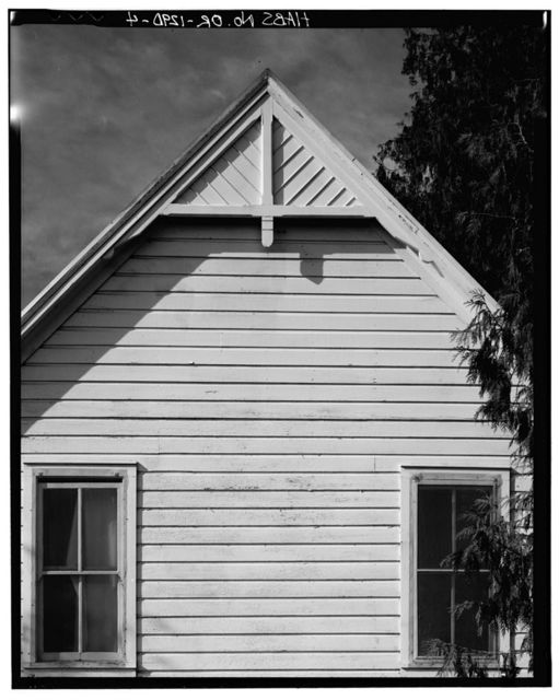 Chemawa Indian School, House, 3014 Misty Street, Salem, Marion, OR
