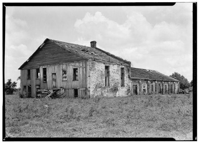 Chenango Sugar Mill, Chenango Vicinity, Angleton, Brazoria County, TX