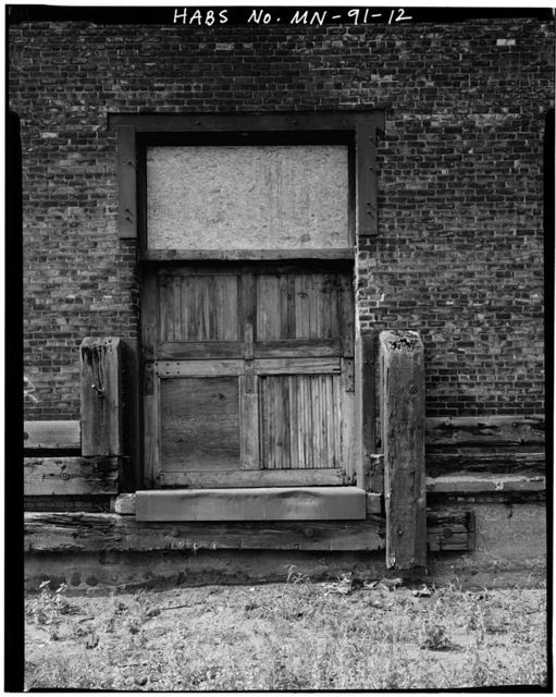 Chicago, Milwaukee, St. Paul & Pacific Railroad Freighthouse, 201-211 Third Avenue South, Minneapolis, Hennepin County, MN