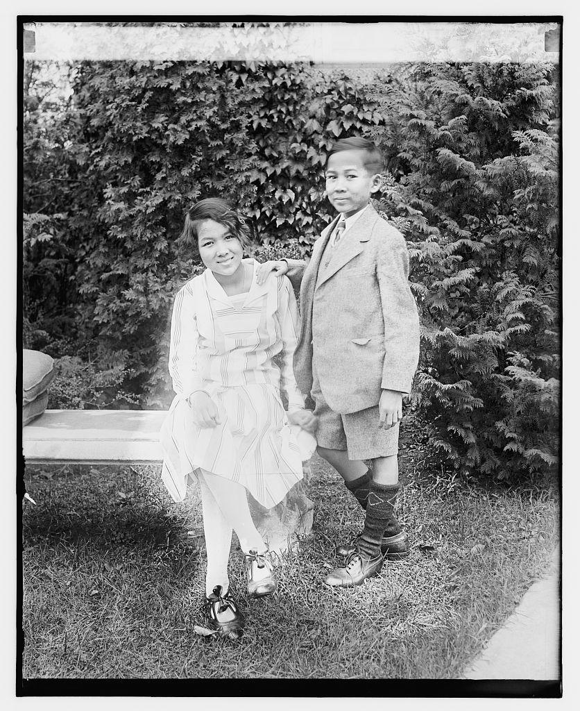 Children, Minister of Siam, 9/28/26