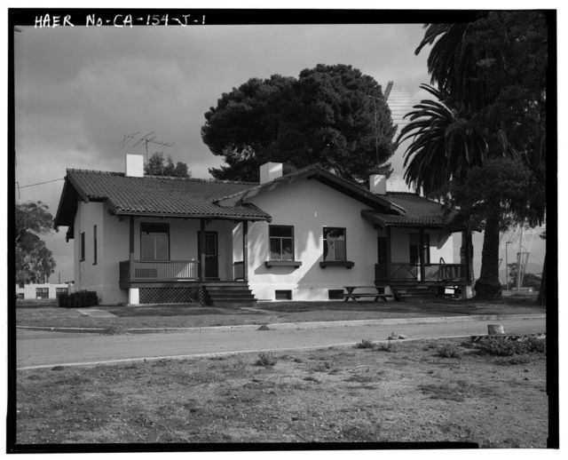 Chollas Heights Naval Radio Transmitting Facility, Chief Operator's Quarters, 6410 Zero Road, San Diego, San Diego County, CA