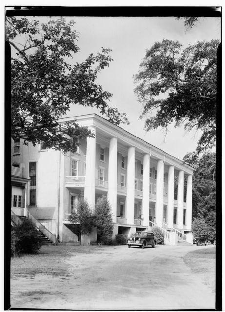 Chowan College, Jones Drive, Murfreesboro, Hertford County, NC