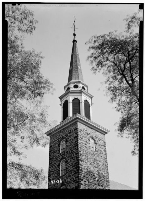 Christ Episcopal Church, New Brunswick, Middlesex County, NJ